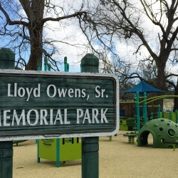 <h4>A. Lloyd Owens, Sr. Memorial Park</h4><h5>102 Eighth Street<br/>Plymouth, NC 27962<br/>Completed</h5>