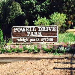 1-POWELL-PARK-RALEIGH-SIGN