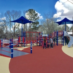 <h4>Veteran's Park</h4><h5>495 Snow Hill Street<br/>Ayden, NC 28513<br/>Completed</h5>