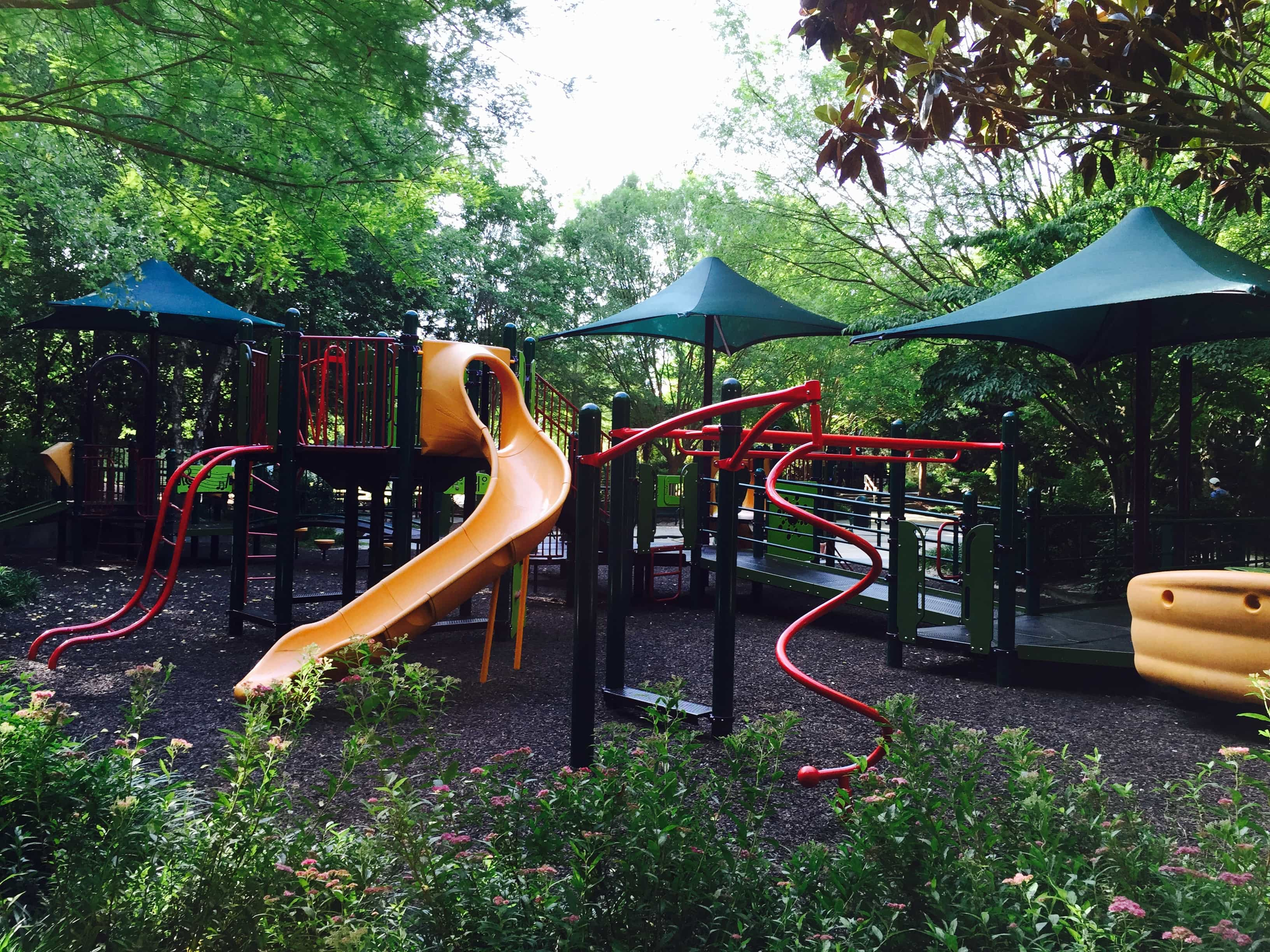 <h4>Marla Dorrel Park<br />Kids Together Playground</h4><h5>111 Thurston Drive<br />Cary, NC 27518</h5>