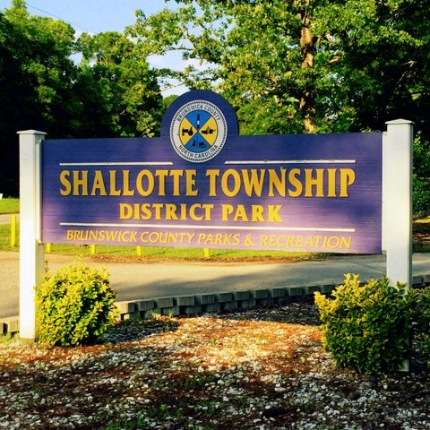 <h4>Shallote Township District Park</h4><h5>Brunswick County<br />5500 Main Street, Shallotte, NC 28459</h5>