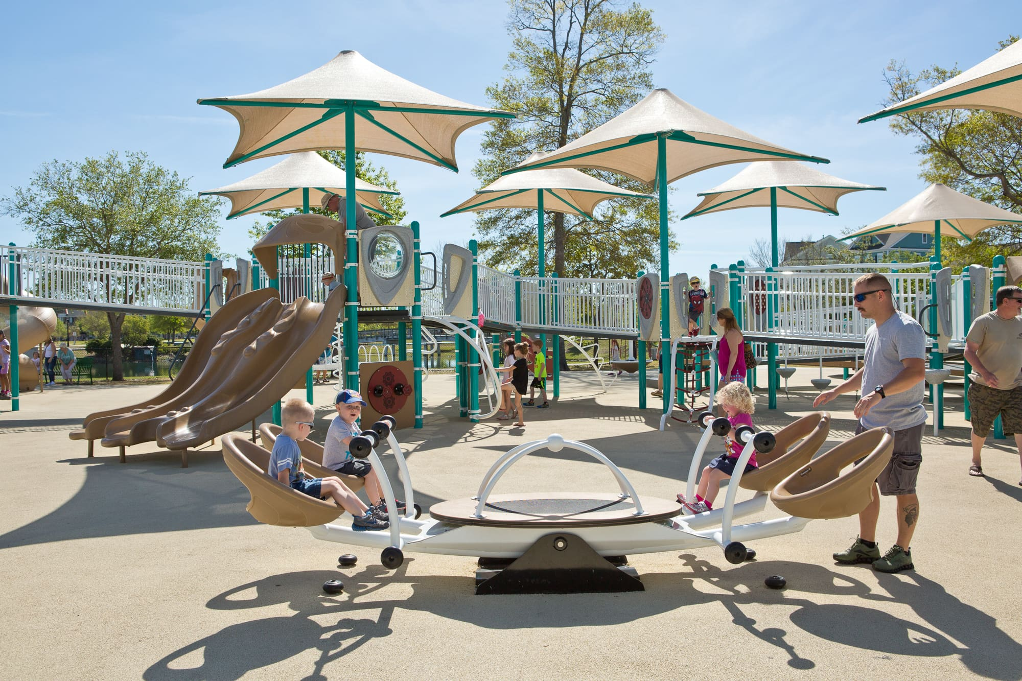 Savannah S Playground Myrtle Beach South Carolina