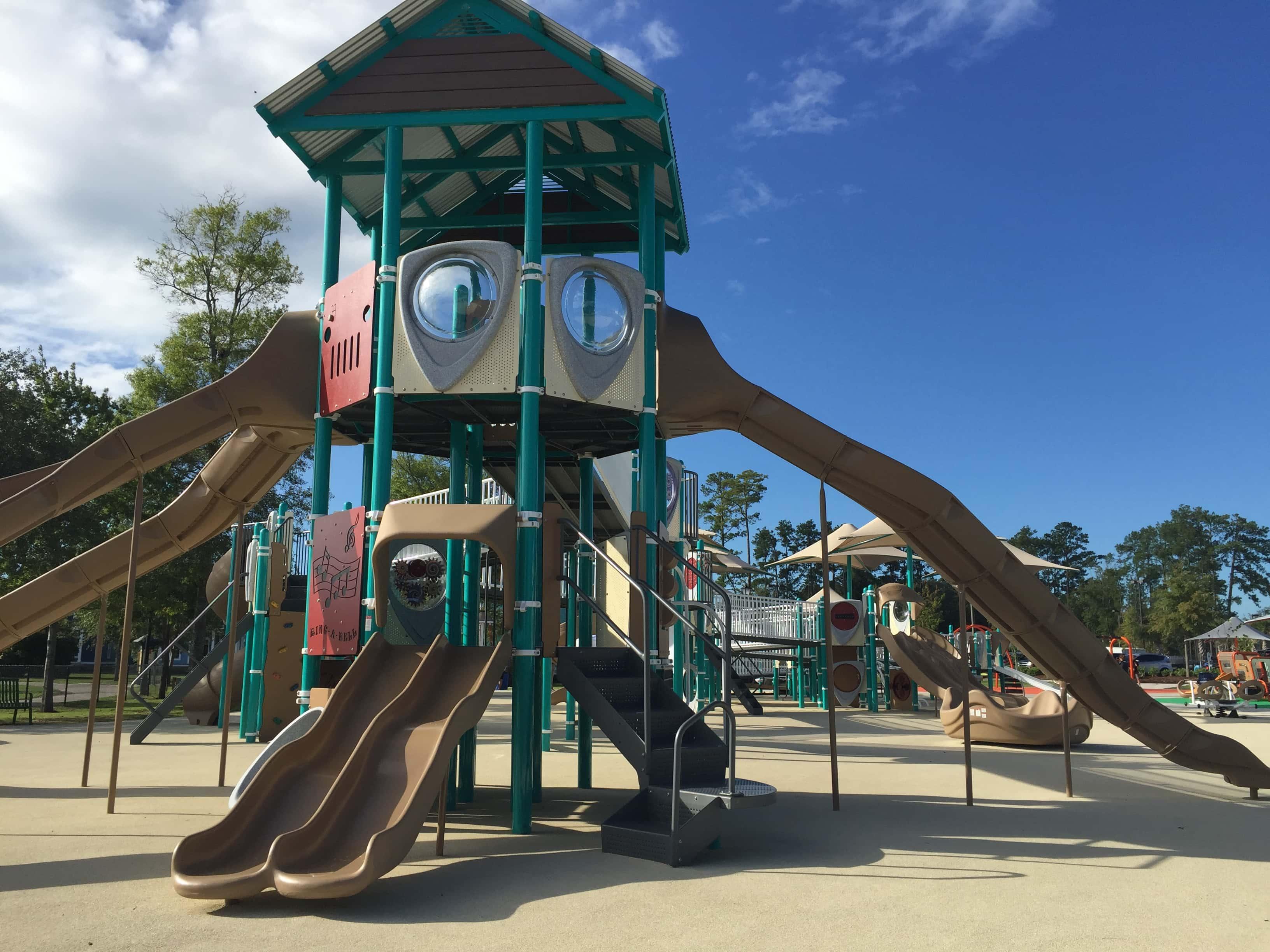 Savannah s Playground Carolina Parks and Play