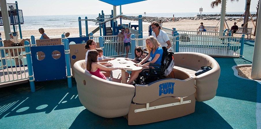 sway fun beach