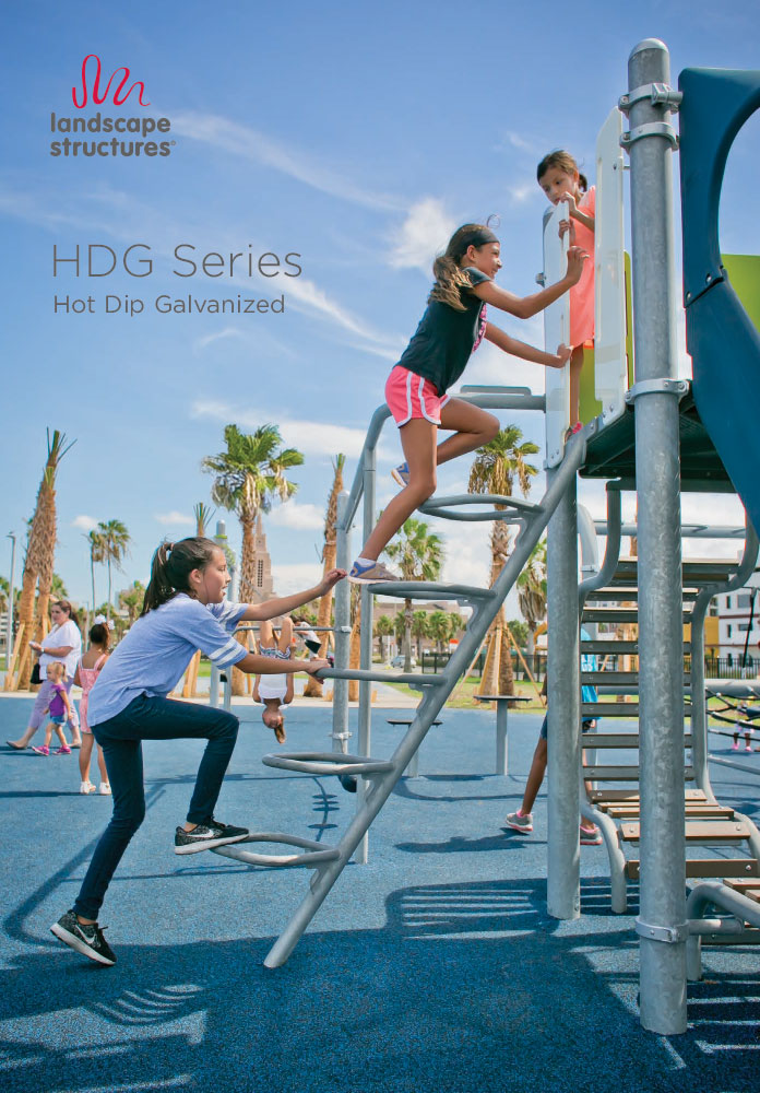HDG SERIES Brochure Hot Dipped Galvanized!