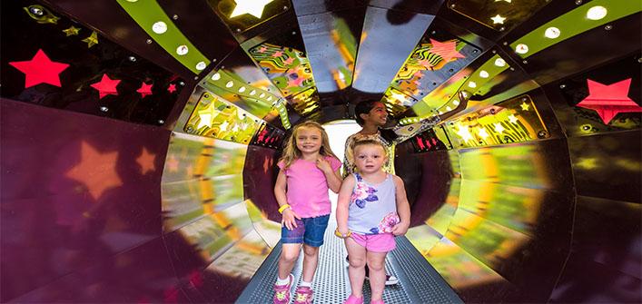 Sensory Play Tunnel image