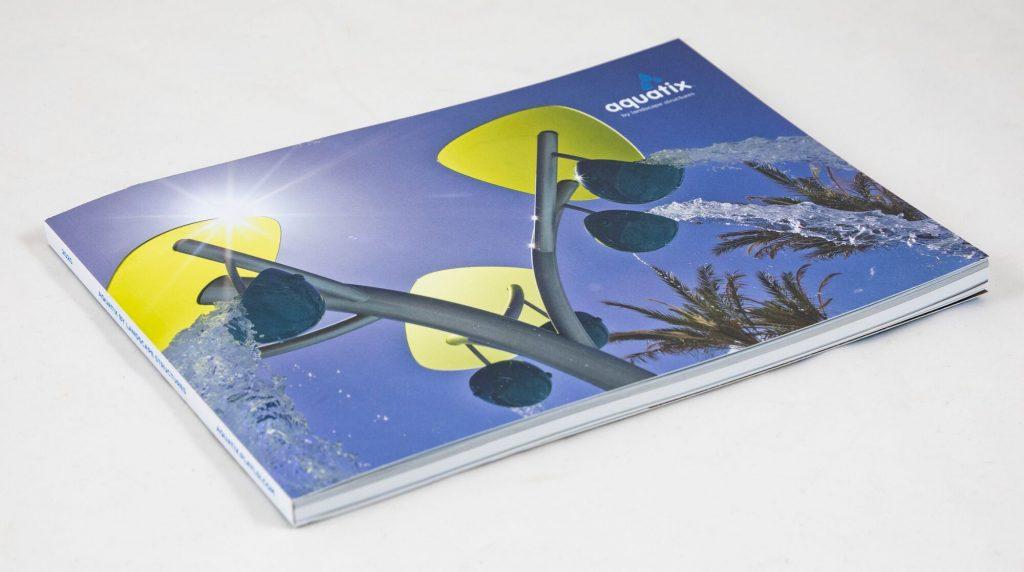 Aquatix products book image