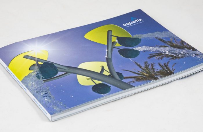 Aquatix products book image