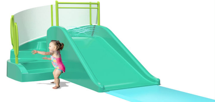 Small waterslide image